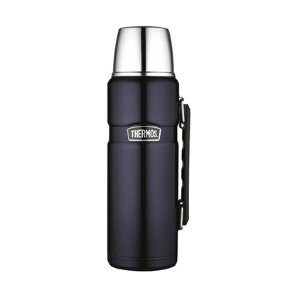 Термос Thermos SK2010 Beverage bottle Midnight Blue 1,2L
