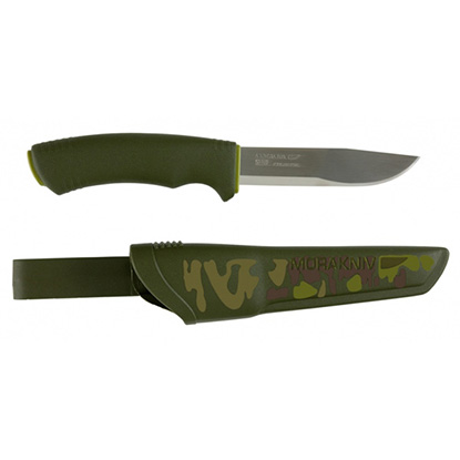 Нож Mora Bushcraft Forest Camo