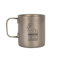 Кружка NZ Titanium Double Wall Mug 300 ml