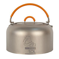 Чайник N.Z. Titanium Tea Kettle 1L.