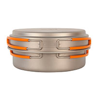 Кастрюля NZ Titanium Cookware 950 ml