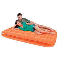 Кровать надувная Bestway Fashion Flocked Air Bed Q